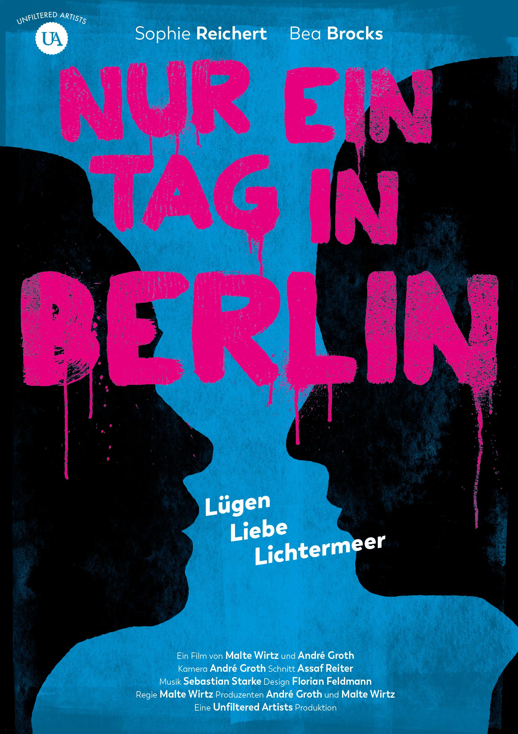 Malte Wirtz | Film-Premiere: Nur ein Tag in Berlin | NEUE PEGASUS