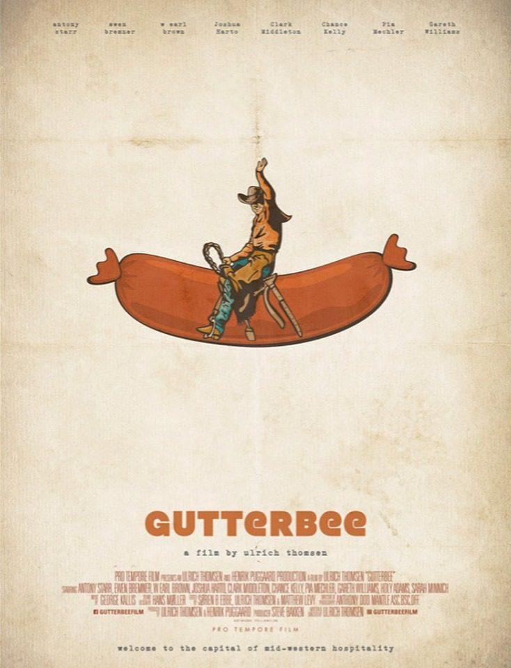 Poster Gutterbee